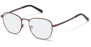 Rocco by Rodenstock RR222 A dark red, black