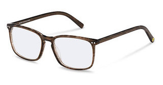 Rocco by Rodenstock RR448 D brown structured
