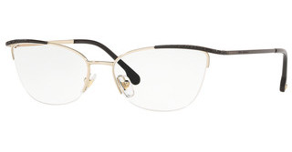 Versace VE1261B 1457 BLACK/PALE GOLD