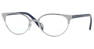 Vogue VO4160 323 BRUSHED SILVER/SILVER