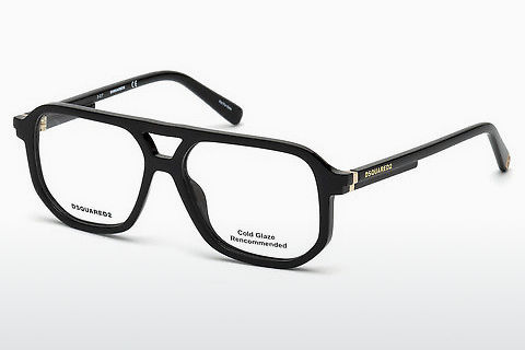 Óculos de design Dsquared DQ5250 001