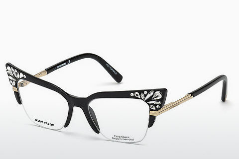 Óculos de design Dsquared DQ5255 001