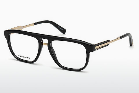 Óculos de design Dsquared DQ5257 001