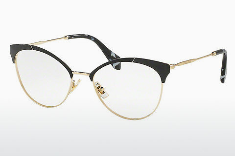 Óculos de design Miu Miu Core Collection (MU 50PV 1AB1O1)