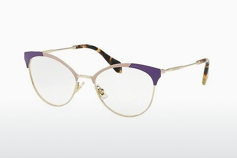 Óculos de design Miu Miu Core Collection (MU 50PV USO1O1)