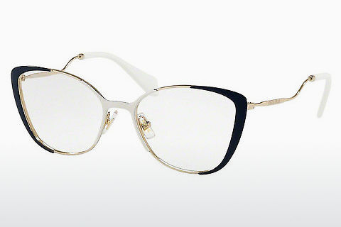 Óculos de design Miu Miu Core Collection (MU 51QV VYE1O1)
