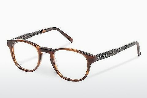 Óculos de design Wood Fellas Bogenhausen (10926 ebony/havana)