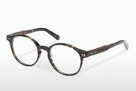 Óculos de design Wood Fellas Solln (10929 ebony/havana)