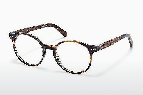 Óculos de design Wood Fellas Solln Premium (10935 walnut/havana)
