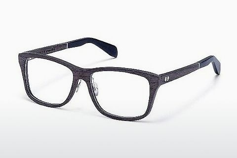 Óculos de design Wood Fellas Schwarzenberg (10954 black oak)