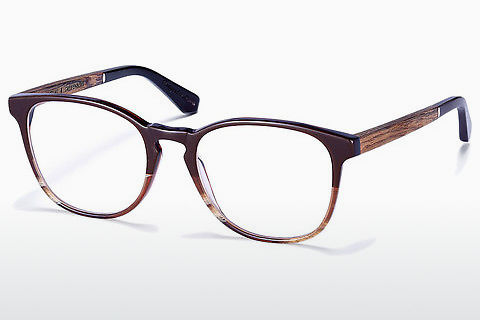 Óculos de design Wood Fellas Greifenberg (10964 walnut)