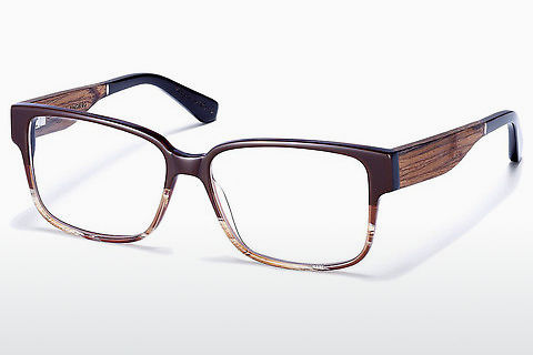 Óculos de design Wood Fellas Ringberg (10966 walnut)