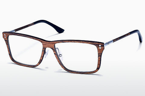 Óculos de design Wood Fellas Kipfenberg (10989 walnut)