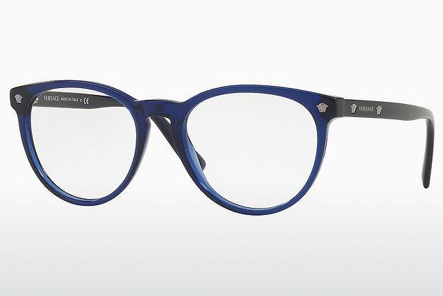 72dd96c6f3410 Óculos De Grau Carolina Herrera Vhe660 Vermelho Gatinho Médio  eedbfaa326aa97  Comprar Versace online a preços acessíveis 8a3685f64ab74c  ...