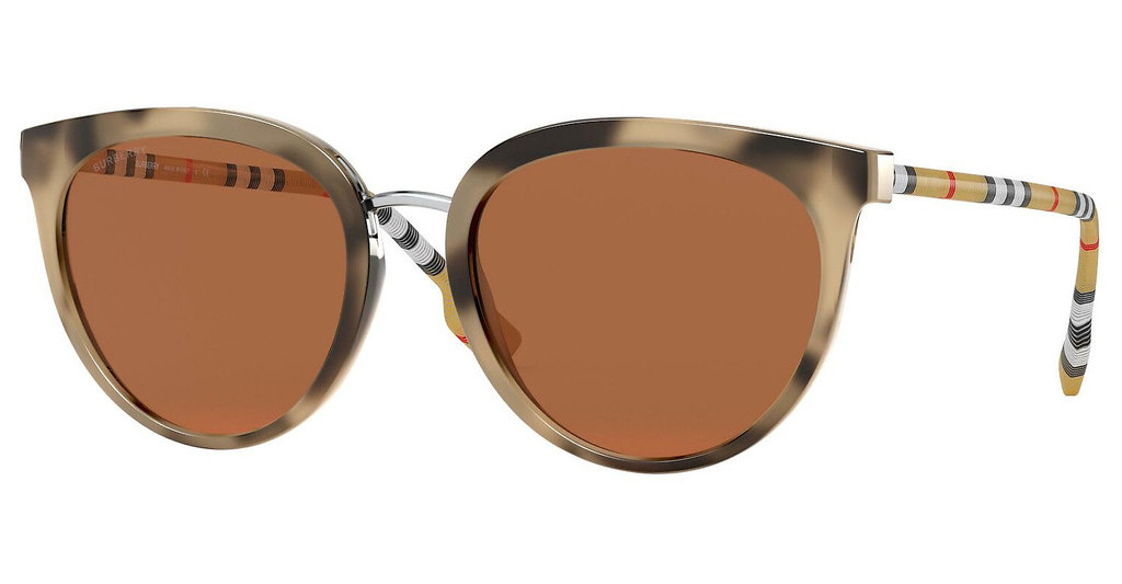 Burberry   BE4316 388773 BROWNSPOTTED HORN