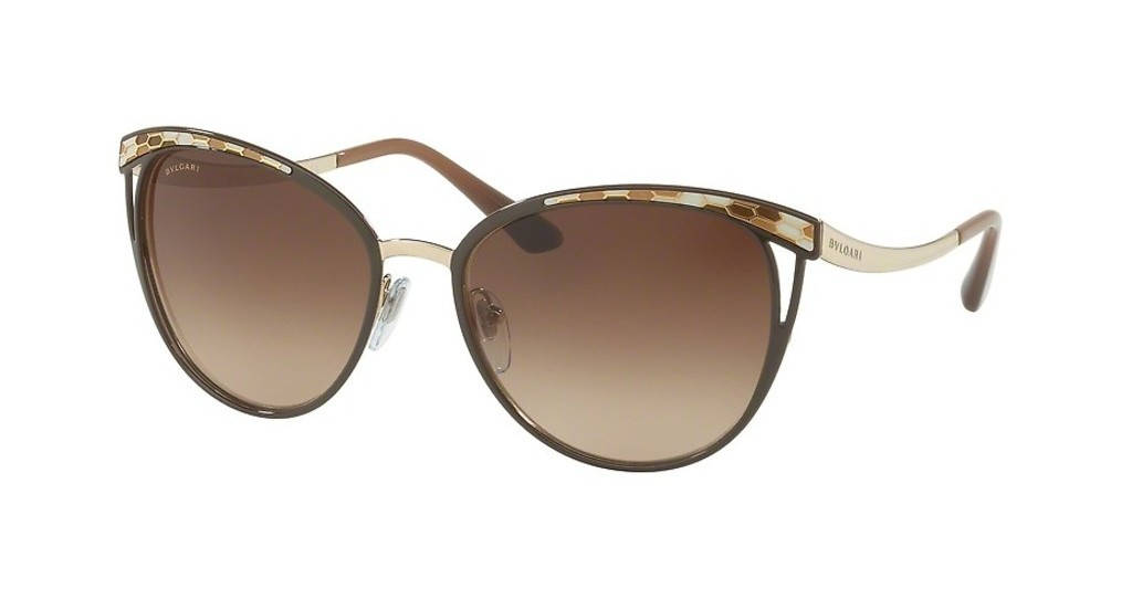 Bvlgari   BV6083 203013 BROWN GRADIENTBROWN/PALE GOLD