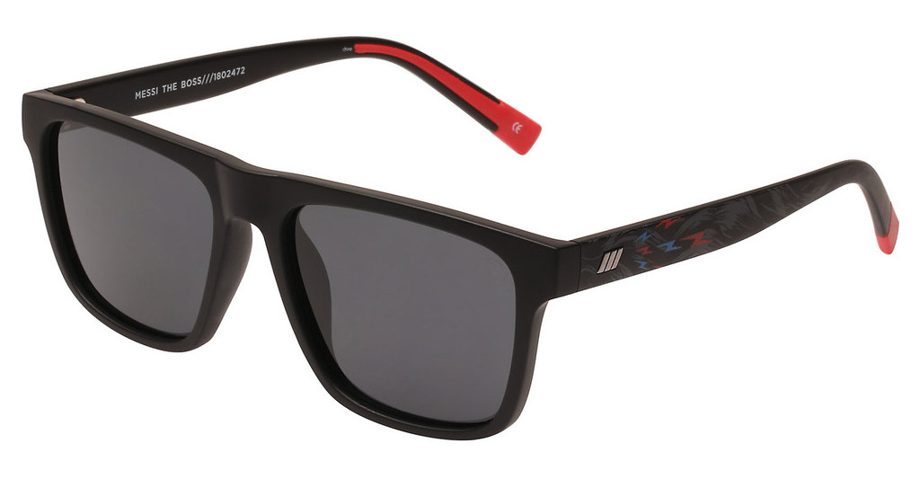 Le Specs   MESSI THE BOSS AOF LSP1802472 SMOKE MONOMATTE BLACK