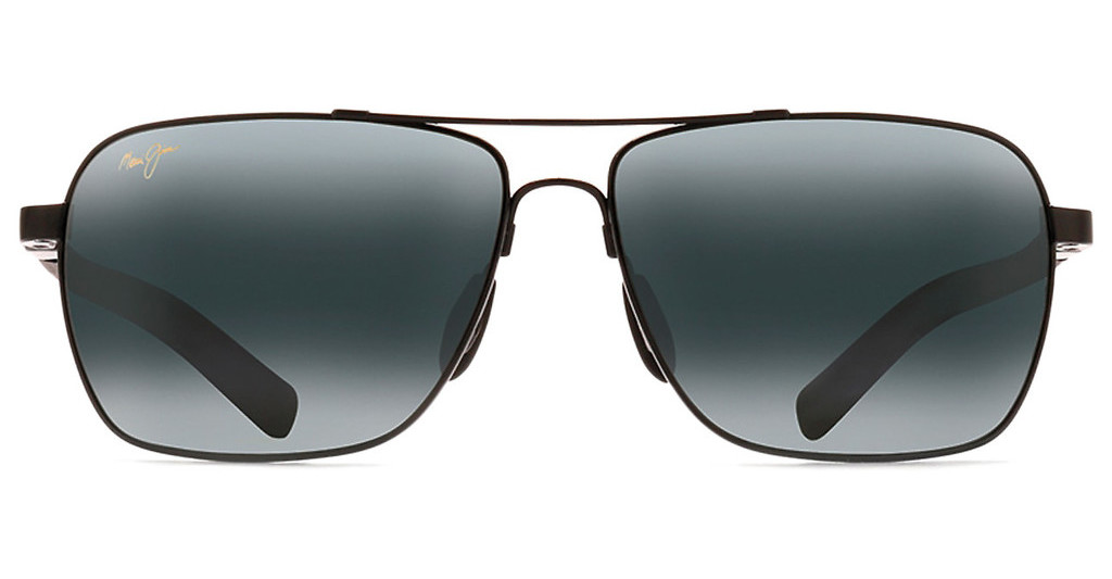 Maui Jim   Freight Trains 326-02 Neutral GreyGloss Black
