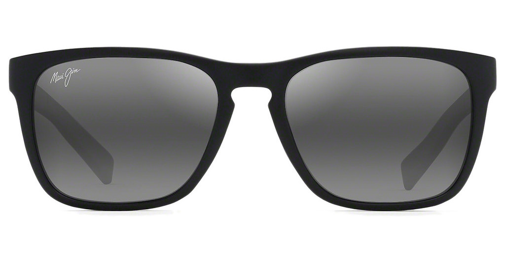 Maui Jim   Longitude 762-2M Neutral GreyMatte Black