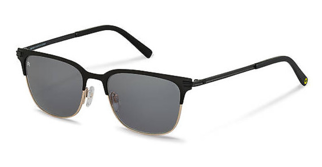 Rocco by Rodenstock   RR103 A black gold