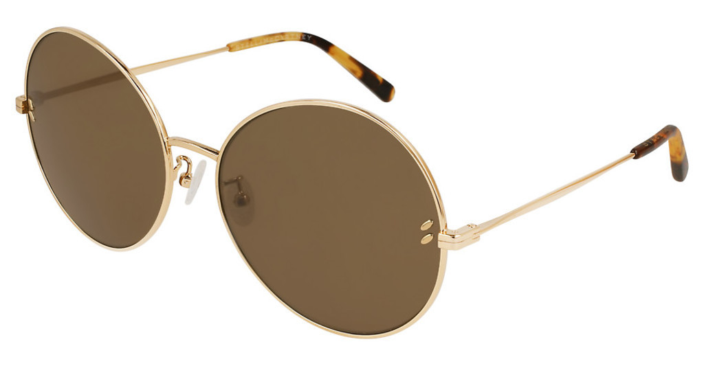 Stella McCartney   SC0087S 001 BROWNGOLD