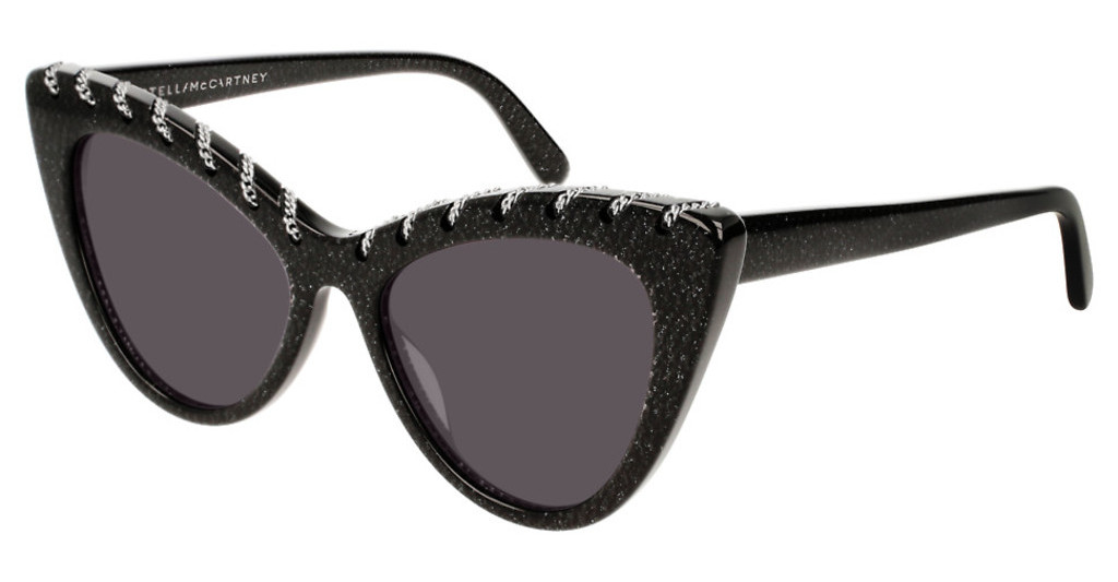 Stella McCartney   SC0163S 003 SMOKEBLACK