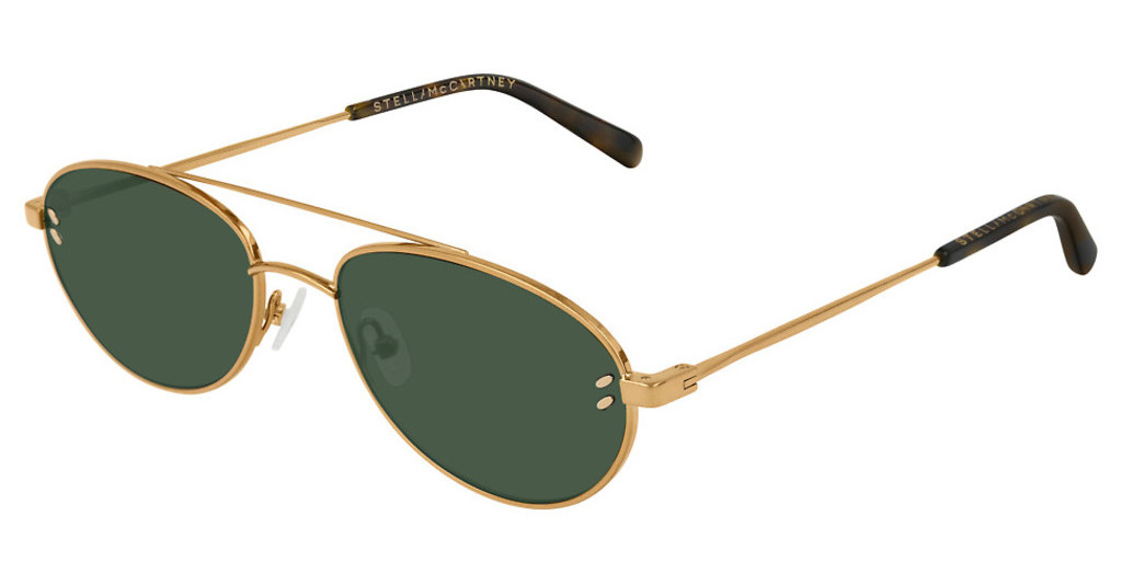 Stella McCartney   SC0180S 001 GREENGOLD