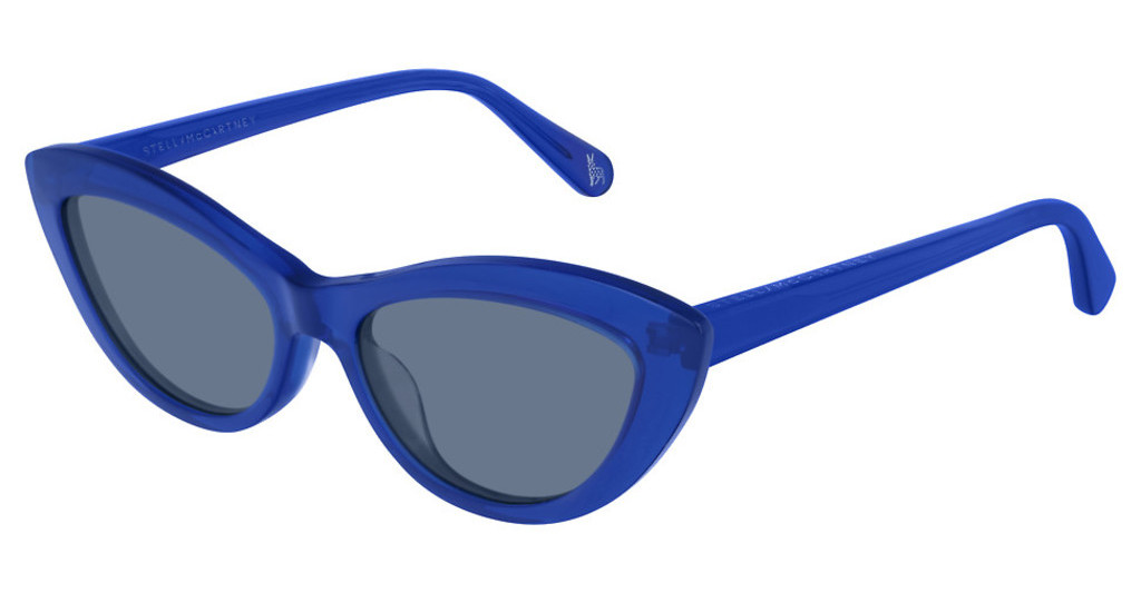 Stella McCartney   SK0050S 002 BLUEBLUE