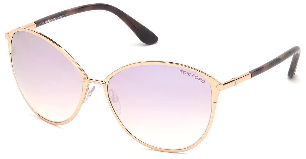 Tom Ford   FT0320 28Z verspiegeltrosé