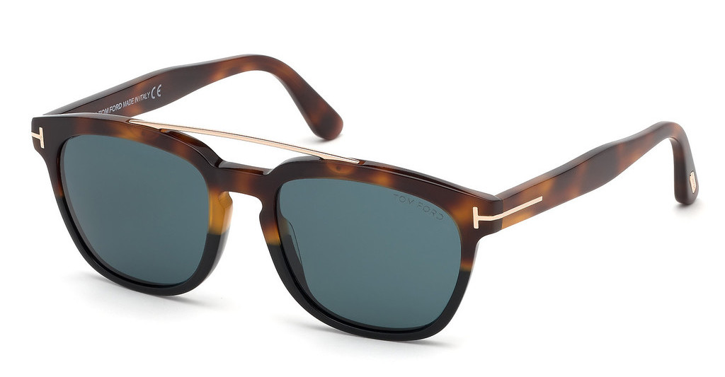 Tom Ford   FT0516 56N grünhavanna