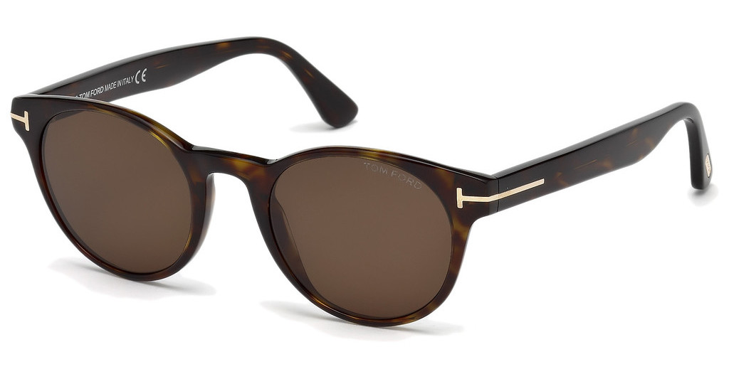 Tom Ford   FT0522 52E braunhavanna dunkel