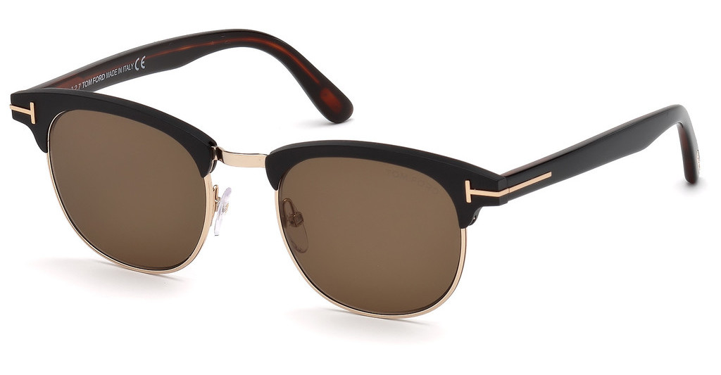Tom Ford   FT0623 02J roviexschwarz matt