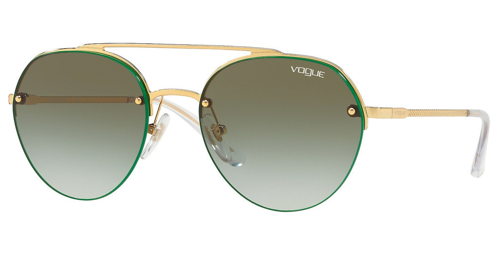 Vogue   VO4113S 280/8E GREEN GRADIENTGOLD