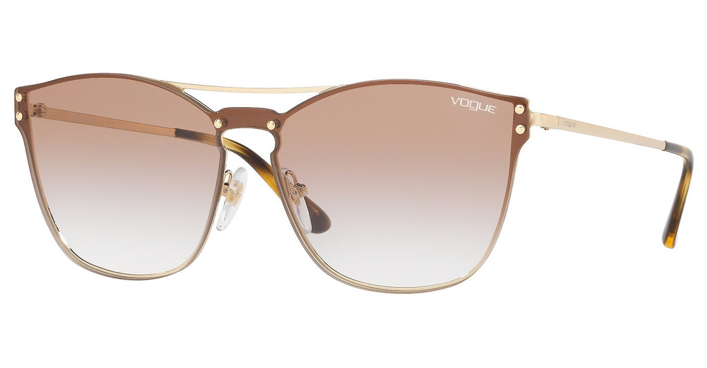 Vogue   VO4136S 848/13 CLEAR GRADIENT BROWNPALE GOLD