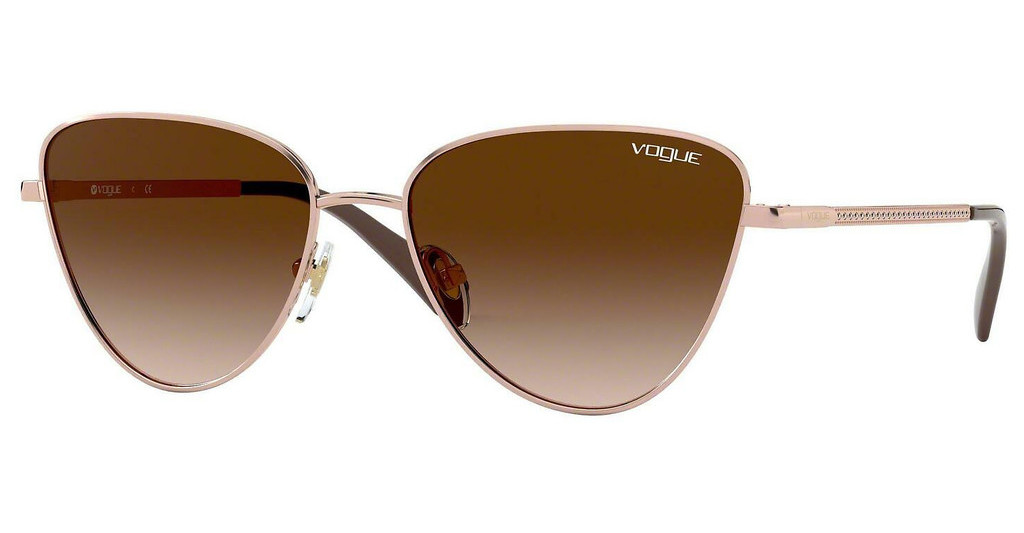 Vogue   VO4145SB 507513 BROWN GRADIENTROSE GOLD