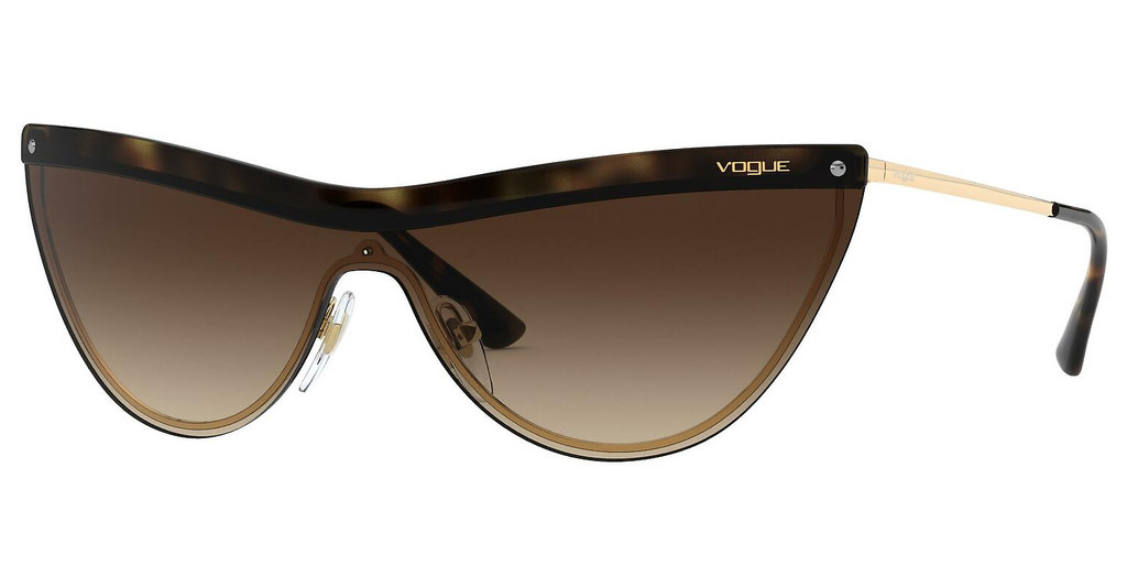 Vogue   VO4148S 280/13 BROWN GRADIENTDARK HAVANA/GOLD