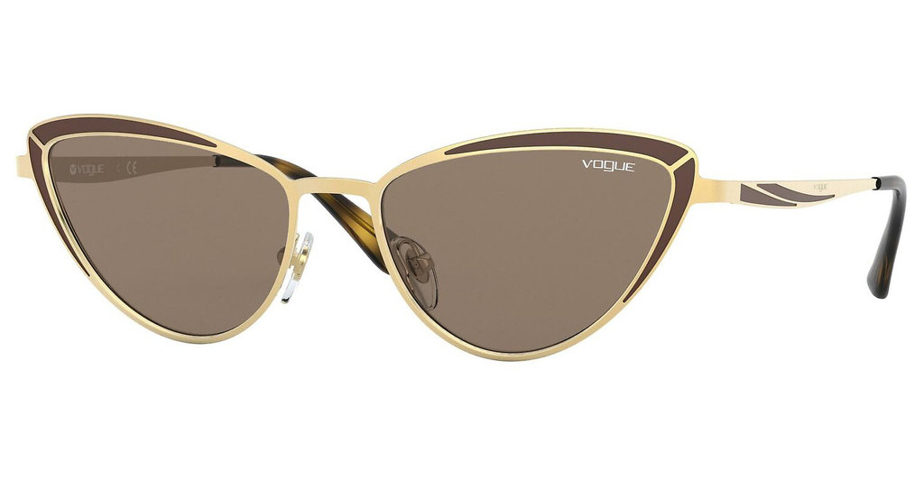 Vogue   VO4152S 280/73 BROWNGOLD/MATTE BROWN