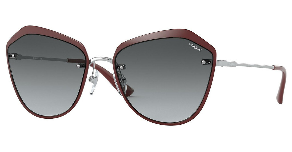 Vogue   VO4159S 323/11 GREY GRADIENTSILVER/BORDEAUX