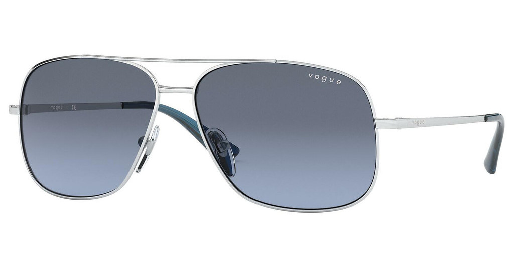 Vogue   VO4161S 323/V1 LIGHT BLUE GRADIENT GREYSILVER