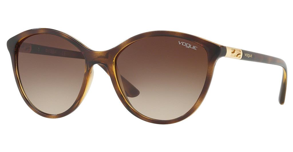 Vogue   VO5165S W65613 BROWN GRADIENTDARK HAVANA