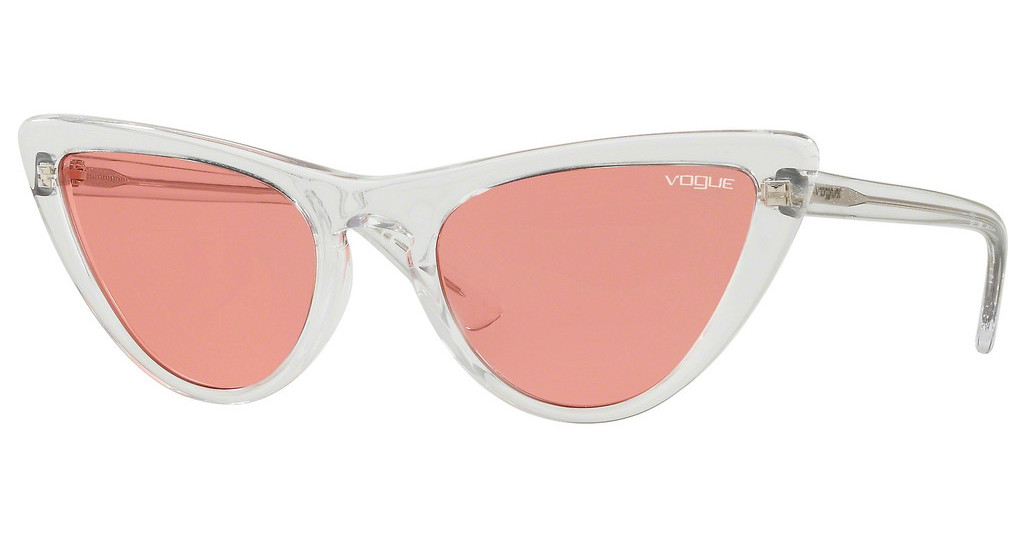 Vogue   VO5211S W74584 PINKTRANSPARENT
