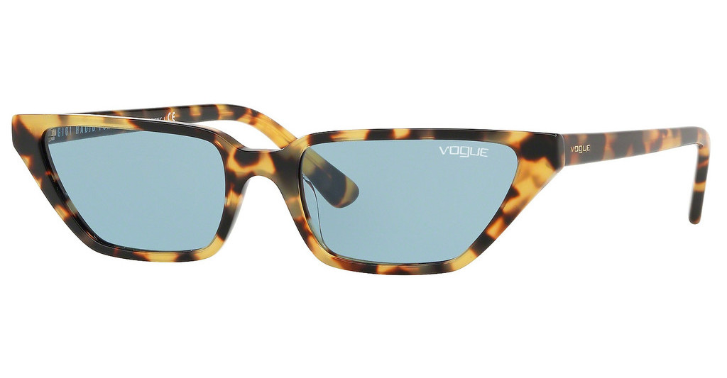 Vogue   VO5235S 260580 BLUEBROWN YELLOW TORTOISE