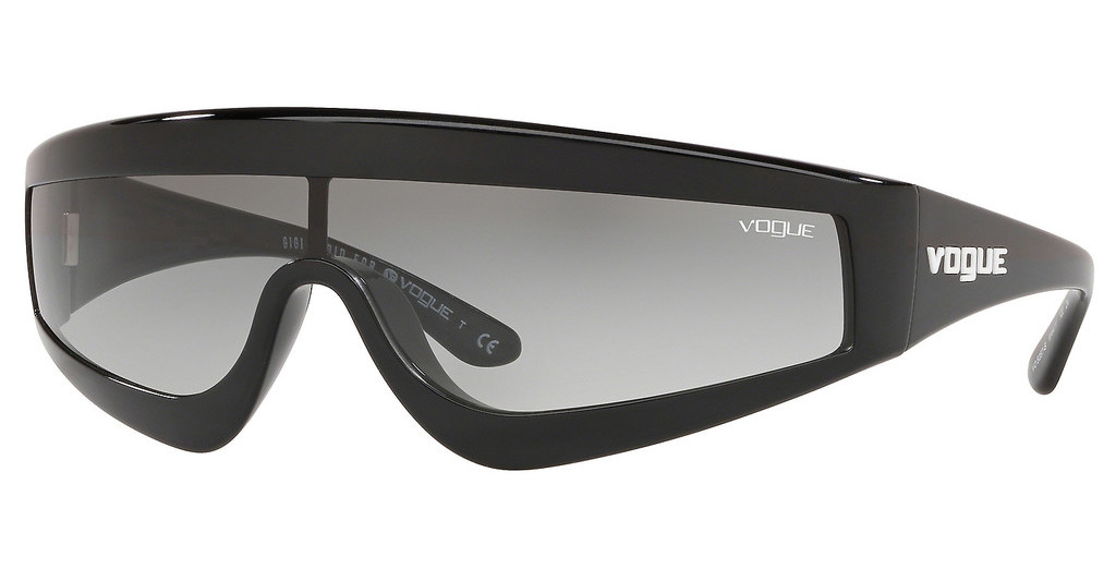 Vogue   VO5257S W44/11 GRAY GRADIENT DARKGREYBLACK