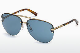 Óculos de marca Dsquared DQ0274 34V - Bronze, Bright, Shiny