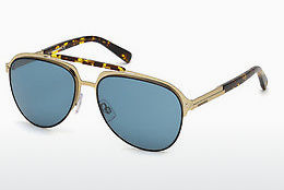 Óculos de marca Dsquared DQ0283 34V - Bronze, Bright, Shiny