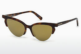 Óculos de marca Dsquared DQ0298 53G - Havanna, Yellow, Blond, Brown