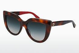 3c9682123f8cd Comprar óculos de sol Gucci online a preços acessíveis
