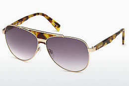Óculos de marca Just Cavalli JC827S 53T - Havanna, Yellow, Blond, Brown