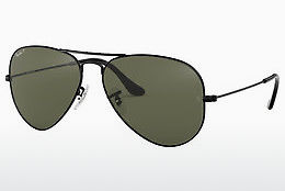 Óculos de marca Ray-Ban AVIATOR LARGE METAL (RB3025 002/58) - Preto