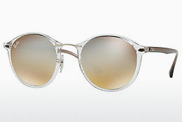 Óculos de marca Ray-Ban Round Ii Light Ray (RB4242 6290B8) - Transparente